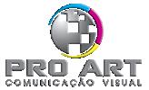 Pro Art Comunicação Visual - Adesivos Personalizados